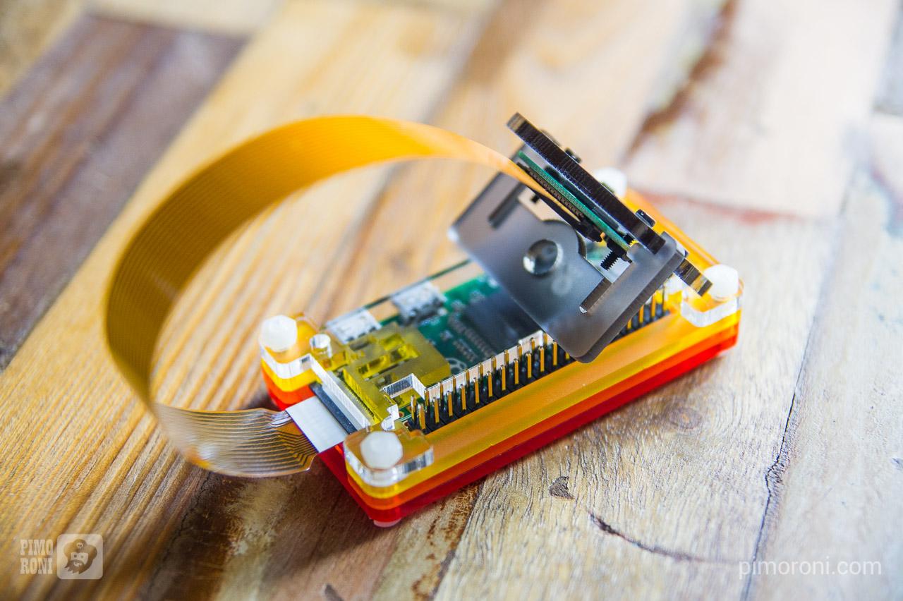 Pi Zero with camera