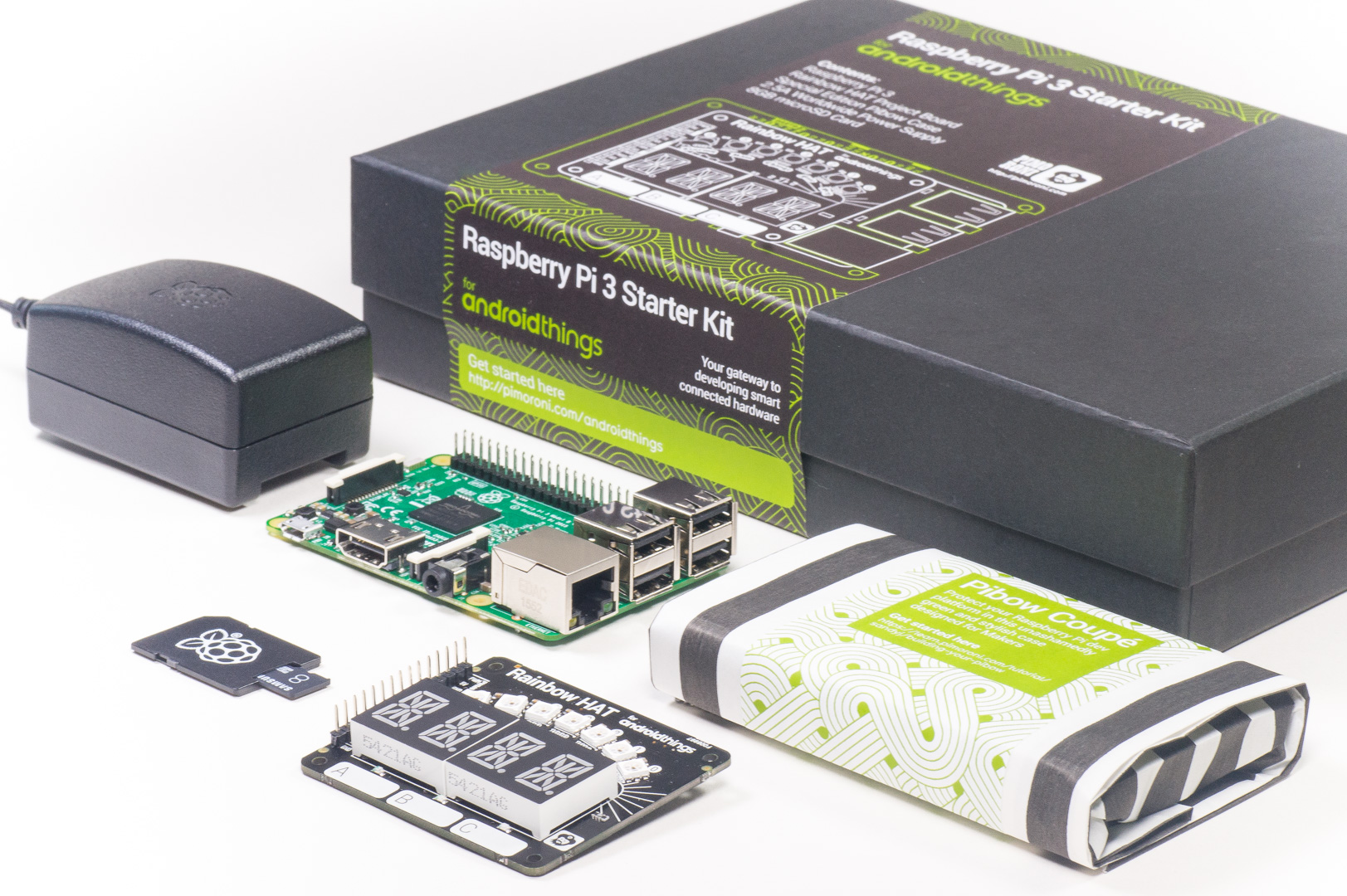 Android things raspberry pi download