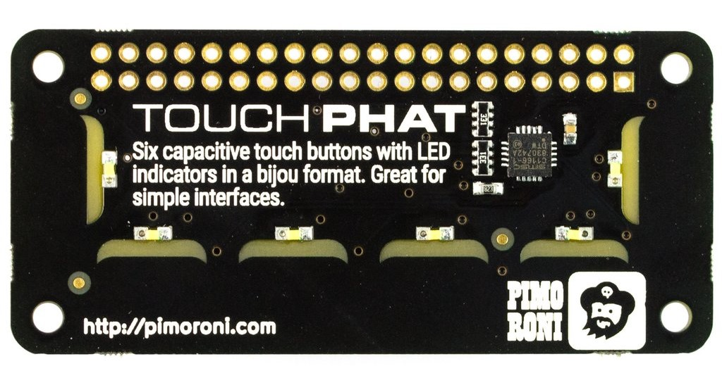back of touch phat