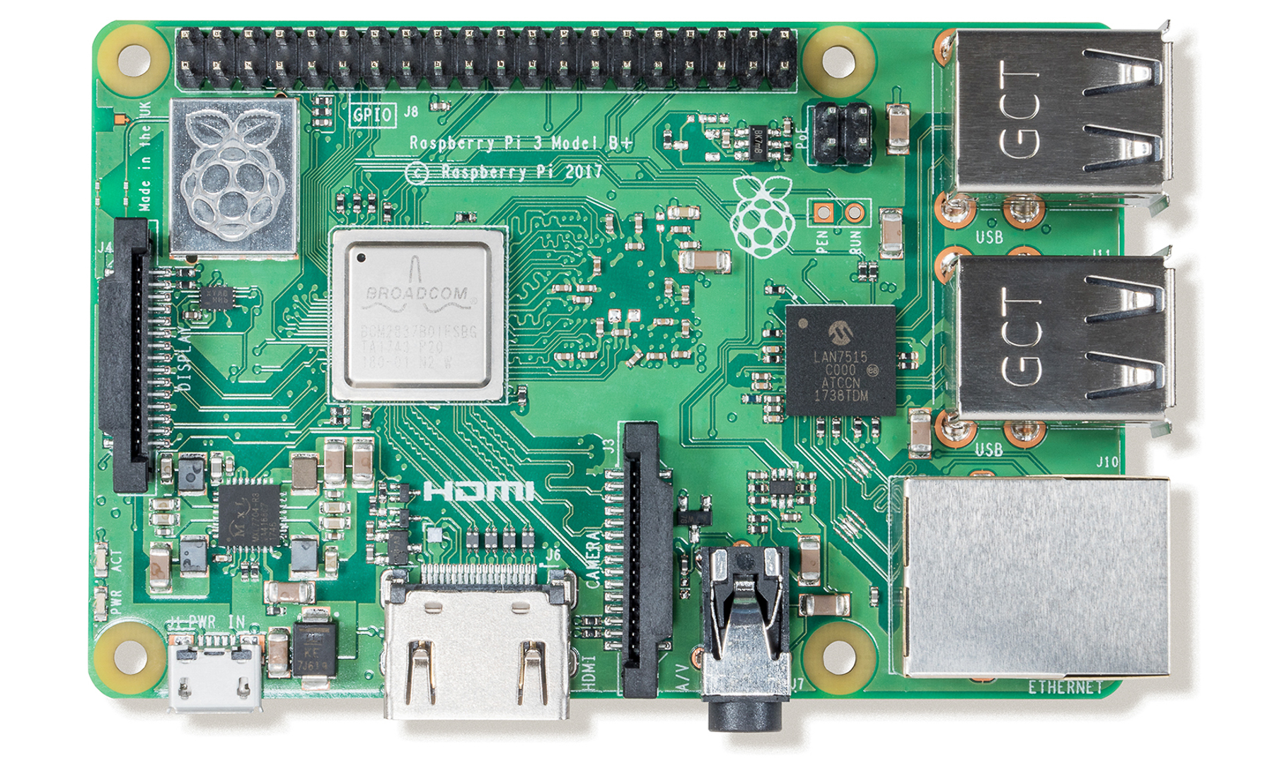 Raspberry Pi Circuit Board Introducing The 3 B Its A Very Nice Bump In Specs Surprisingly So Considering That Not Full To 4 And Itself Has Changed Lot